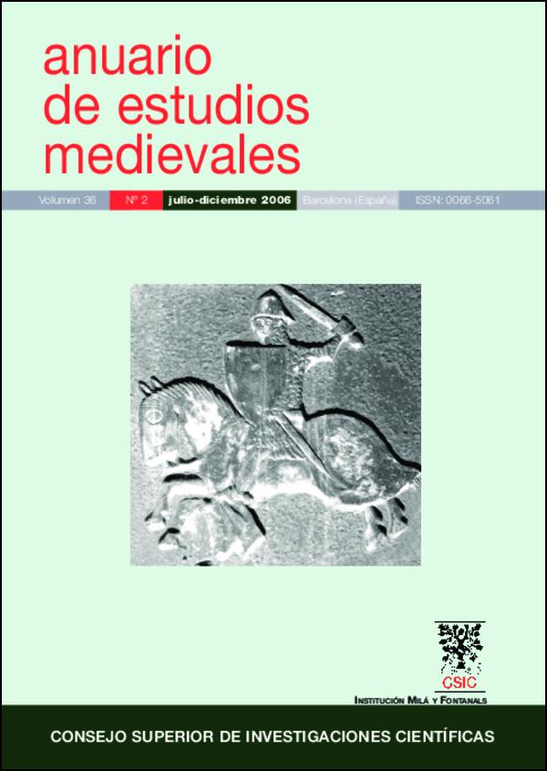 Ver Vol. 36 Núm. 2 (2006)