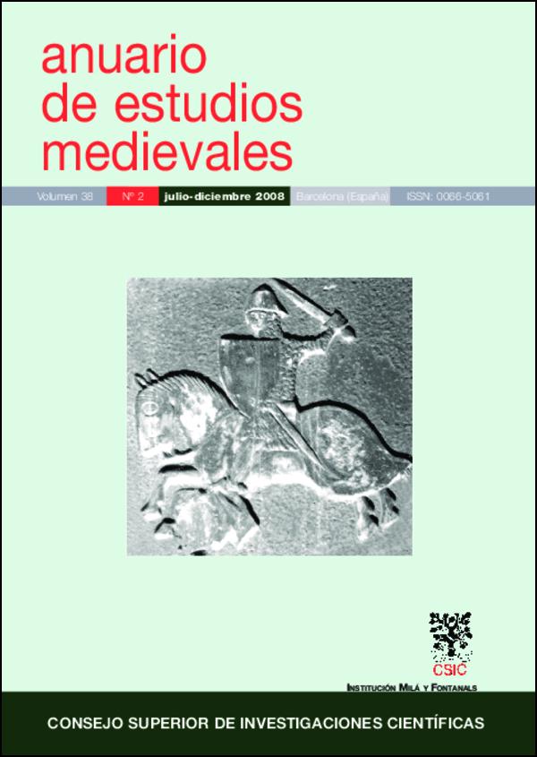 Ver Vol. 38 Núm. 2 (2008)