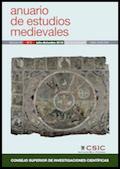 Portada de Anuario de Estudios Medievales